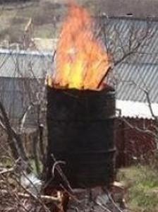 Закон о сжигании бытового мусора